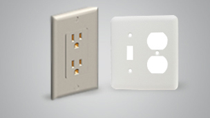 Wall Plates & Wiring Devices